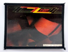 ZZ Top - 'Legs' Photo Patch